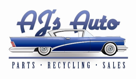 AJ Auto Parts Sales Buy Buying London West Jefferson Central Columbus Plain City Ohio Junk Salvage Yard Recycling